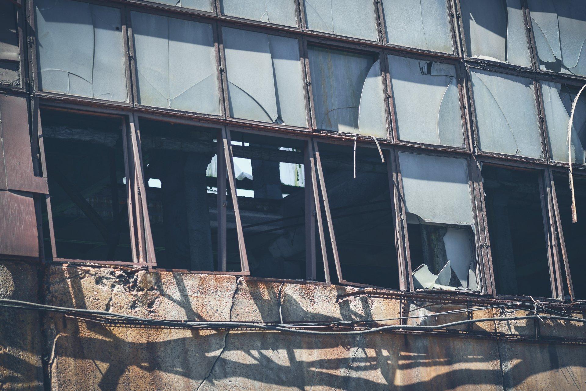 Gebäudeschadstofferkundung & Erstellen von Gebäuderückbaukonzepten